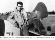 Asisbiz Spitfire LFIX RCAF 411Sqn DBJ John J Boyle NH471 Sep 1944 01