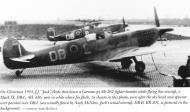 Asisbiz Spitfire LFIX RCAF 411Sqn DBL John J Boyle ML686 Dec 1944 01