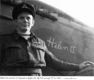Asisbiz Spitfire LFIX RCAF 414Sqn O Mike Carr MJ518 1944 01