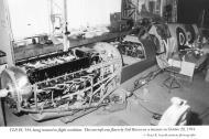 Asisbiz Spitfire LFIX RCAF 442Sqn Y2P Neil Burns PL344 under restoration 01