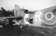 Asisbiz Spitfire XIV RAF 430Sqn G9R RM856 attack on Eindhoven airfield web 01