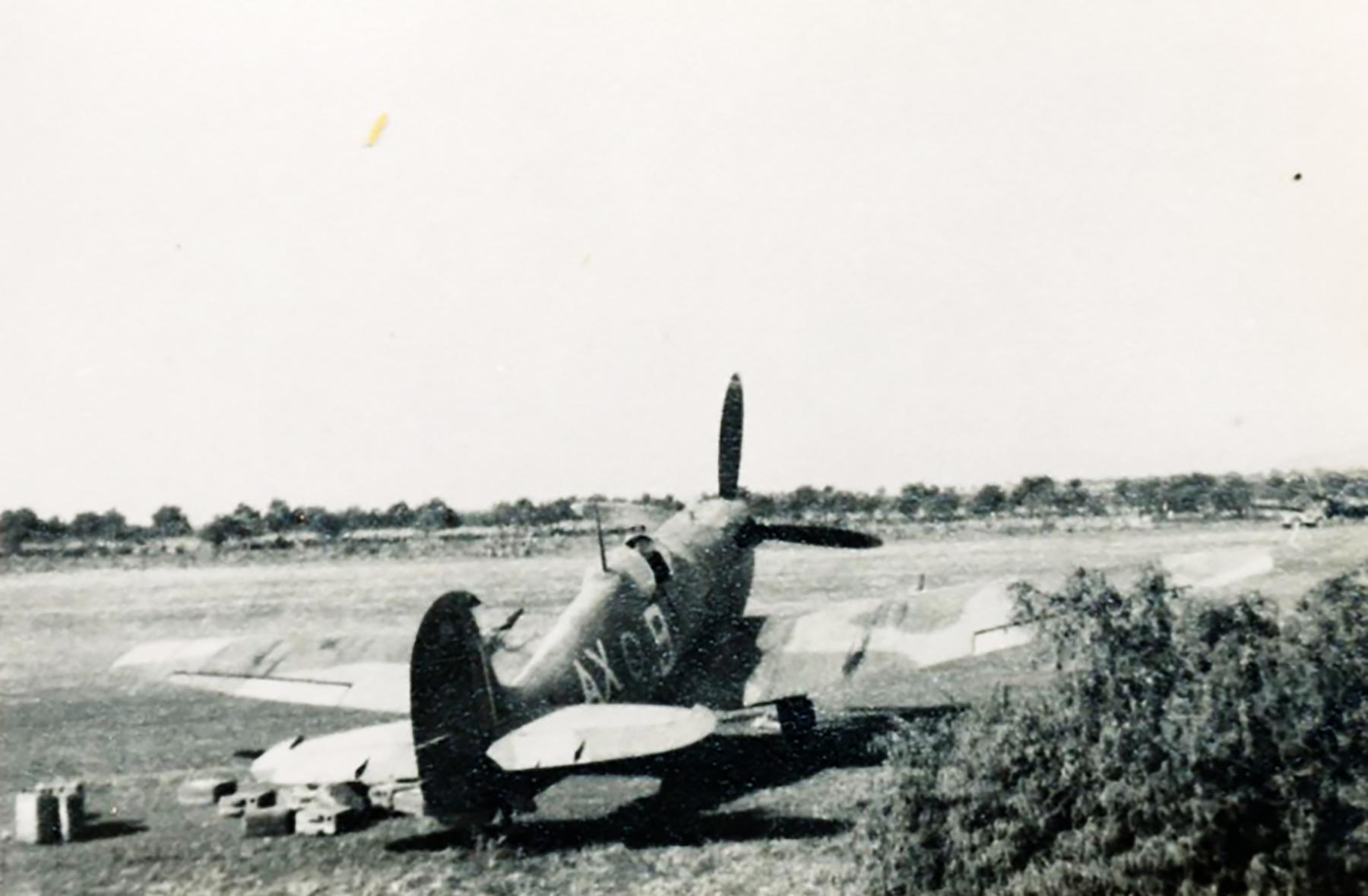 Spitfire MkIX SAAF 1Sqn AX9 Italy 1943 01