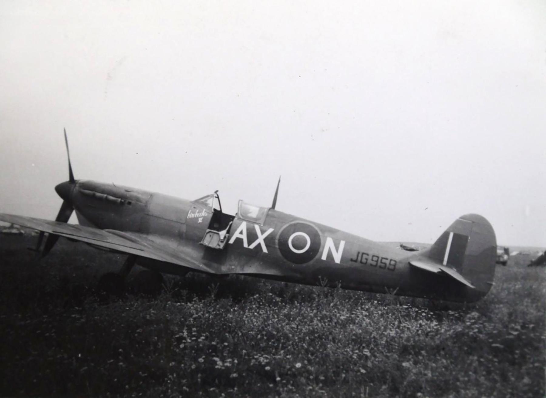Spitfire MkVcTrop SAAF 1Sqn AXN JG959 Tunisia 1943 02