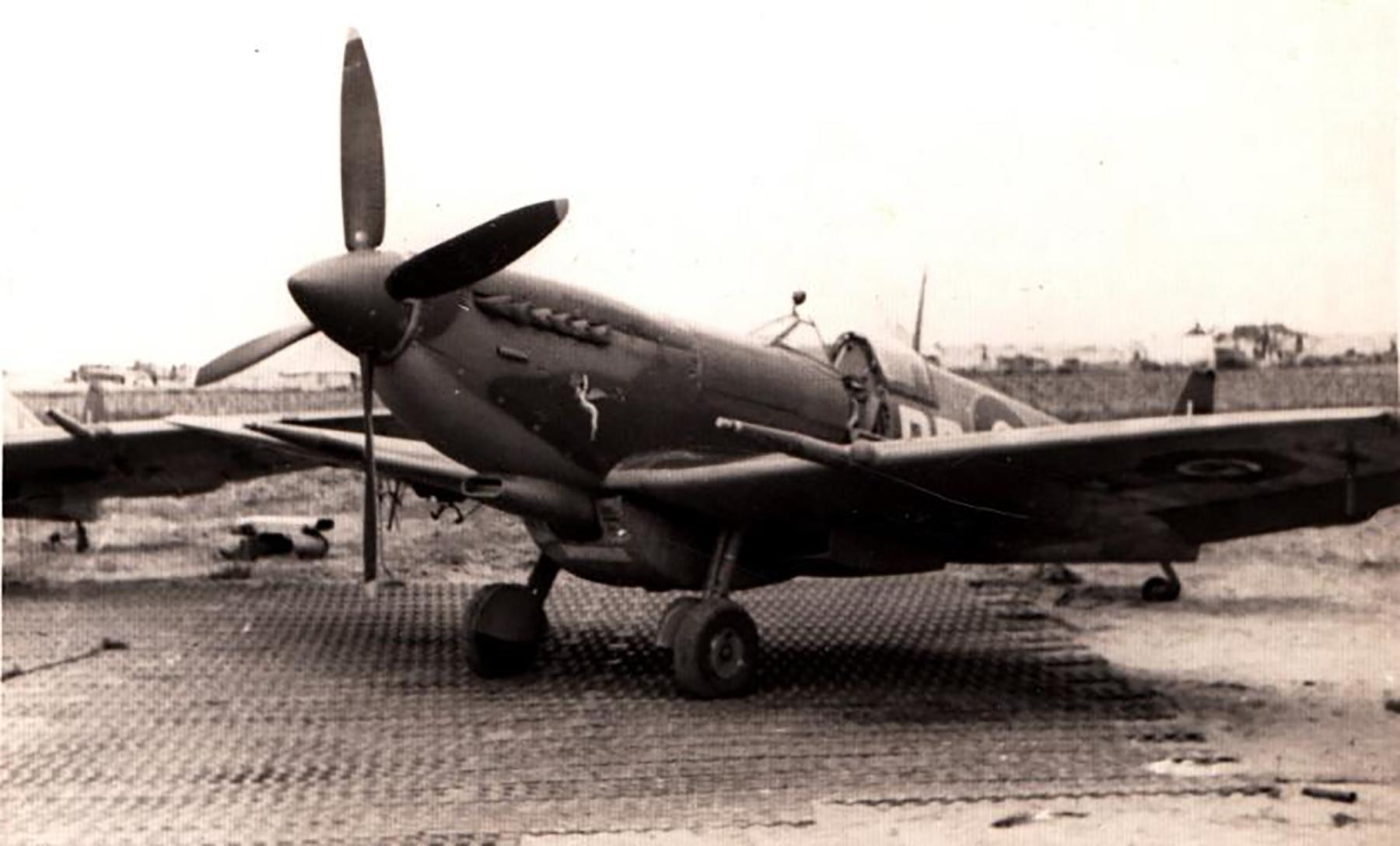 Spitfire MkIX SAAF 2Sqn DBE Italy 1943 02