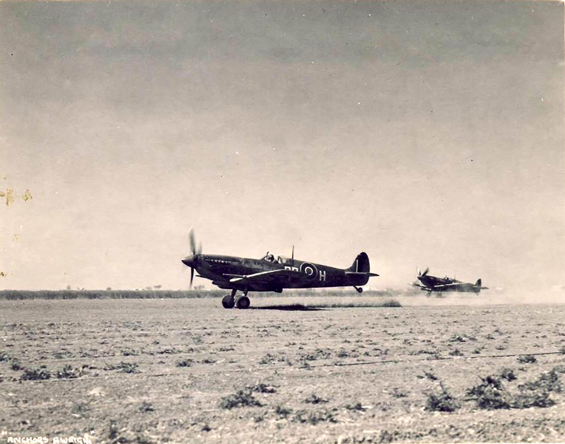 Spitfire MkIX SAAF 2Sqn DBH Italy 1943 02