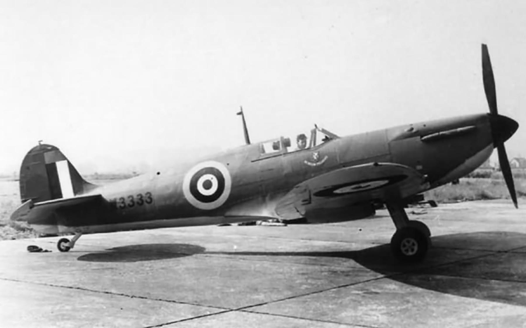 Factory fresh Spitfire MkVb RAF W3333 1941 web 01
