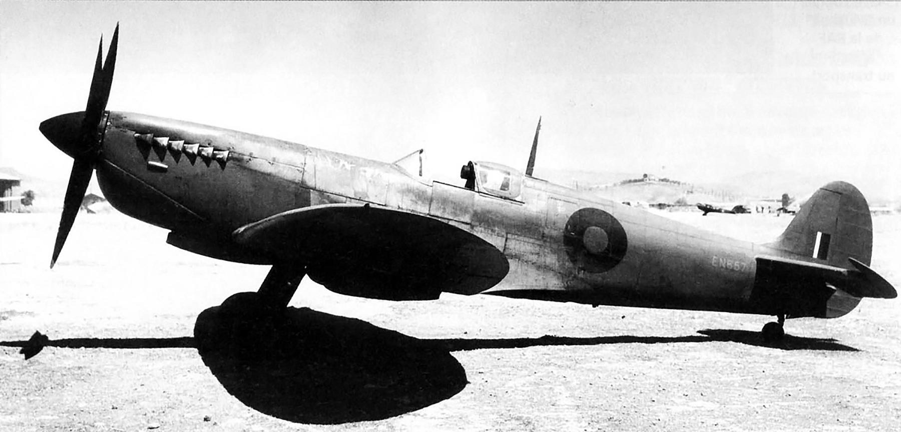 Recon Spitfire PRXIT RAF recon EN657 Sicily 1943 01