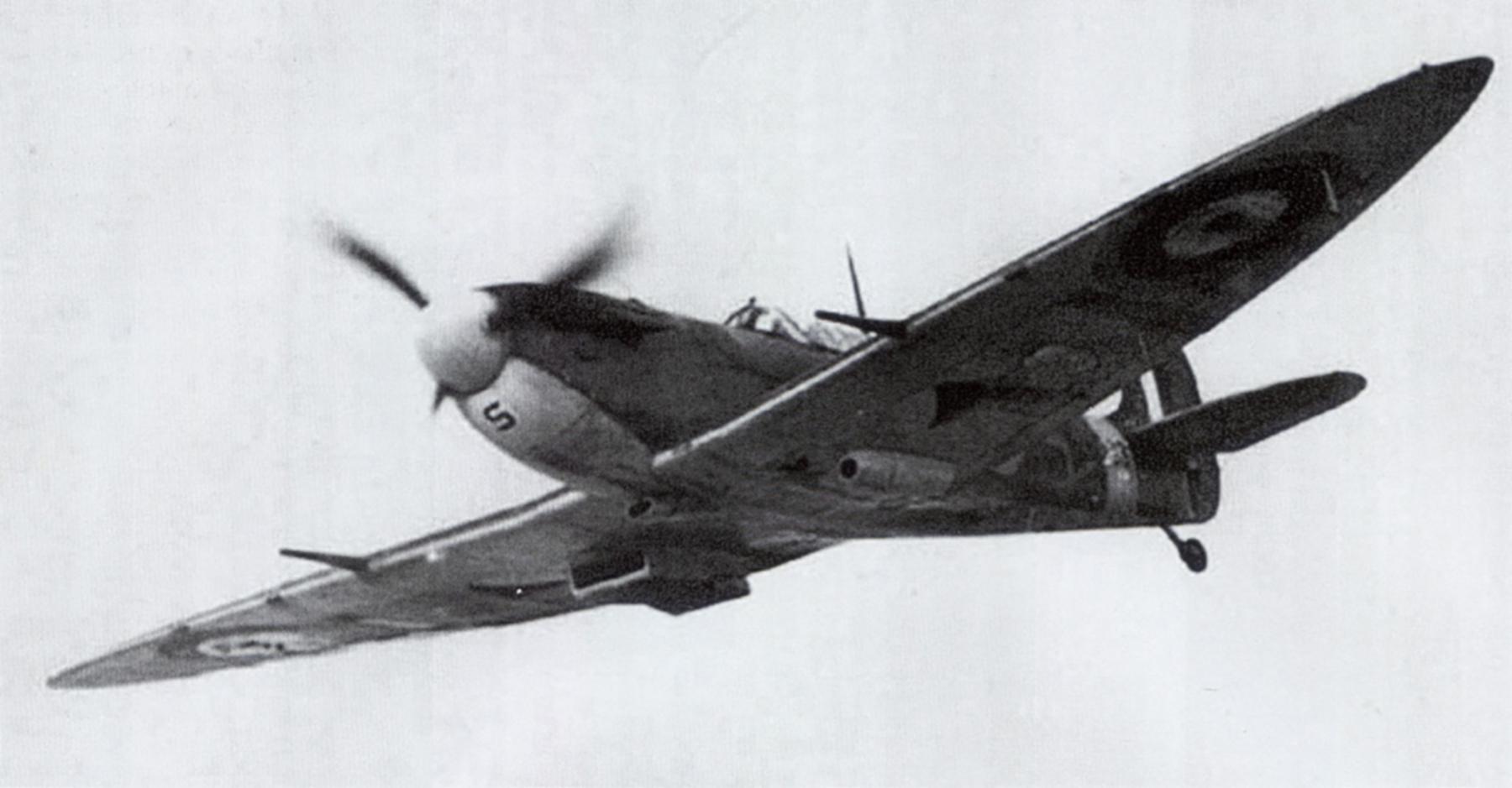Spitfire MkVb RAF Code S 01