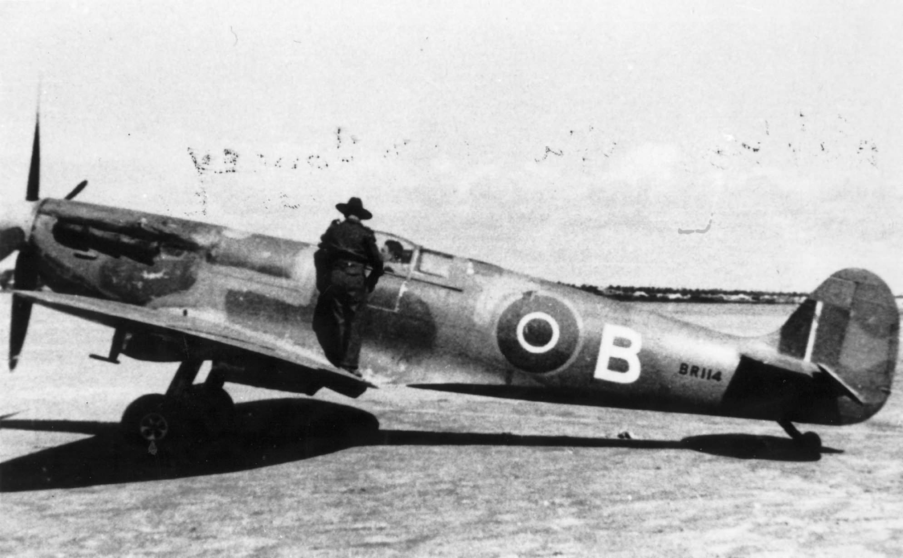 Spitfire MkVc RAF 103 Maintenance Unit BR114 in Aboukir Eygpt 1943 web 01