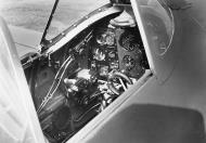 Asisbiz Factory fresh Spitfire Mk IIa cockpit England 1941 web 01