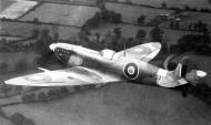 Asisbiz Factory fresh Spitfire Mk IX BF274 in flight web 01