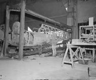 Asisbiz MU Spitfire RAF 144 Maintenance Unit Maison Blanche Algeria IWM CNA2237
