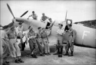Asisbiz Recon Spitfire PRXI RAF 681Sqn F PL781 at Kuala Lumpur Malaya IWM CF793
