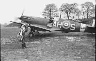 Asisbiz Spitfire MkIa RAF 332Sqn AHS L1031 Catterick 01