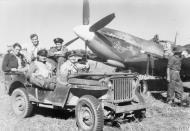 Asisbiz Spitfire MkVIII RAF 67Sqn Mary Ann at Akyab Burma IWM CF248