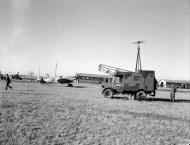Asisbiz Spitfire MkVTrop RAF reinforcement aircraft at Bone Algeria IWM CNA3978