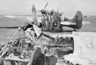 Asisbiz Spitfire MkVc RAF 111Sqn JU at Capodichino near Naples IWM CNA4665