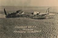 Asisbiz Spitfire shot down over Holland 1939 40 NIOD