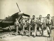 Asisbiz Aircrew USAAF pilots 31st Fighter Group 01