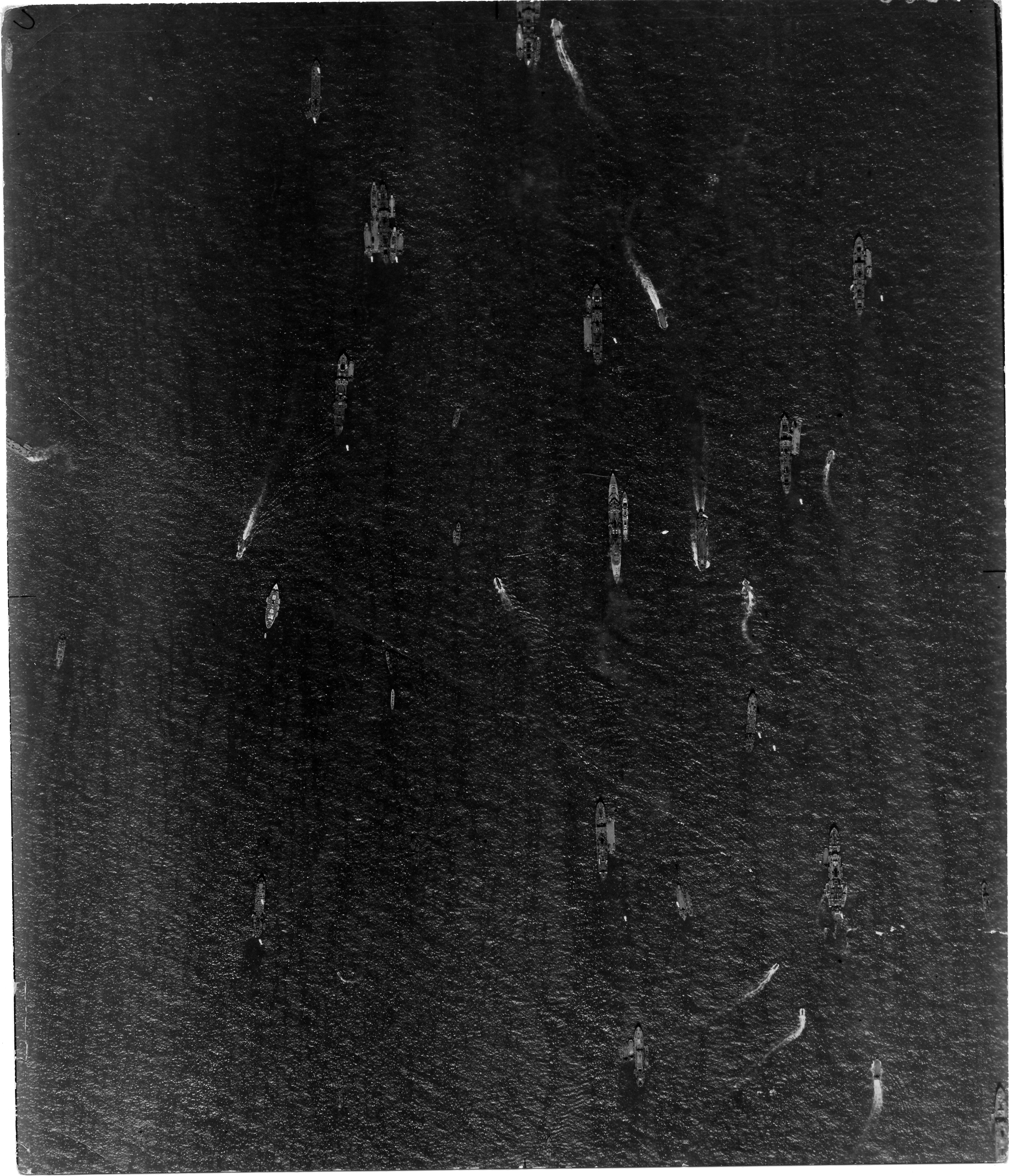 USAAAF 7PG22FS aerial recon photo to D Day+6 France June 12 1944 01