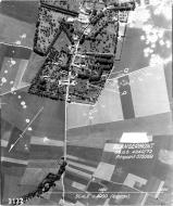 Asisbiz USAAAF 7PG22FS aerial recon photo to Blangermont V Weapons Noball France Aug 6 1944 01