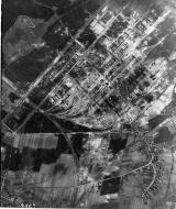 Asisbiz USAAAF 7PG22FS aerial recon photo to Ruhland Synthetic Oil Refinery August 24 1944 01