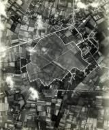 Asisbiz USAAAF 7PG22FS aerial recon photo to Sankt Niklaas Airfield near Ghent Belgium July 18 1944 01