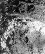 Asisbiz USAAAF 7PG22FS aerial recon photo to V 2 Site Wizernes France August 4 1944 01