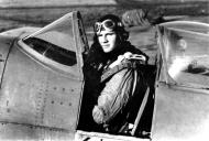 Asisbiz Aircrew USAAF 7PRG22FS pilot John S Blyth England 1944 03