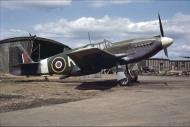 Asisbiz F 6 Mustang USAAF 7PG exRAF FD474 at Mount Farm IWM COL465