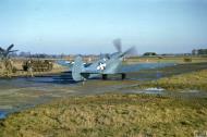 Asisbiz Spitfire PRXIT USAAF 7PRG14PS Marcella Oxfordshire 1944 IWM COL477