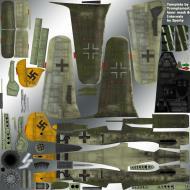 Asisbiz IL2 TT Ta 152C 11.JG26 (B1+~) France June 1944
