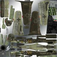 Asisbiz IL2 TT Ta 152C 9.KG27 (Y11+I) France June 1944