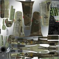 Asisbiz IL2 TT Ta 152C 9.KG27 (Y7+I) France June 1944