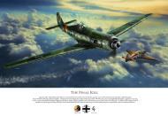 Asisbiz Art Ta 152H1 Stab JG301 Green 4 Walter Loos WNr 150010 Germany 1945 0A