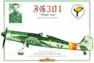 Asisbiz Focke Wulf Ta 152H1 7.JG301 Yellow 1 Germany 1945 0E