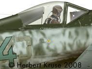 Asisbiz Focke Wulf Ta 152H1 Stab JG301 Green 4 Walter Loos WNr 150010 Germany 1945 0B