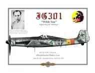Asisbiz Focke Wulf Ta 152H1 Stab JG301 Green 4 Walter Loos WNr 150010 Germany 1945 0D