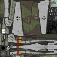 Asisbiz IL2 CF Ta 152H1 Stab JG301 Green 4 Walter Loos Germany 1945