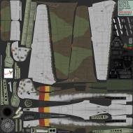 Asisbiz IL2 CF Ta 152H1 Stab JG301 Green 8 Germany 1945 NM