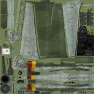 Asisbiz IL2 EM Ta 152H1 7.JG301 Yellow 1 Germany 1945 NM