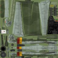 Asisbiz IL2 EM Ta 152H1 7.JG301 Yellow 1 Germany 1945 SNM