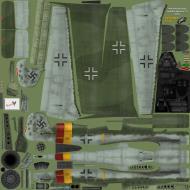 Asisbiz IL2 EM Ta 152H1 7.JG301 Yellow 1 Germany 1945