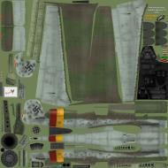 Asisbiz IL2 EM Ta 152H1 Stab JG301 Green 3 Josef Keil Germany 1945 SNM