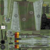 Asisbiz IL2 EM Ta 152H1 Stab JG301 Green 3 Josef Keil Germany 1945