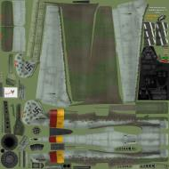 Asisbiz IL2 EM Ta 152H1 Stab JG301 Green 4 Walter Loos Germany 1945 SNM