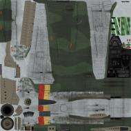 Asisbiz IL2 HM Ta 152H1 JG301 Green 9 Willi Reschke Germany 1945 NM