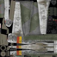 Asisbiz IL2 MV Ta 152H1 Stab JG301 Green 3 Josef Keil Germany 1945