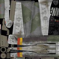 Asisbiz IL2 MV Ta 152H1 Stab JG301 Green 4 Walter Loos Germany 1945
