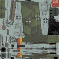 Asisbiz IL2 SJ Ta 152H1 7.JG301 Yellow 1 Germany 1945